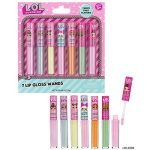 L.O.L SURPRISE 7 Flavored Lip Gloss Wands $3.97 (Regular $5.99)