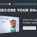 Orig3N DNA Test from Nutrition, Skin, Fitness and More + 15 Percent Promo Code