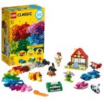 LEGO Classic Creative Fun 900 Pieces $20.00 (Regular $39.99)