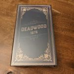 Deadwood 1876 Board Game $25.00 Shipped – Highly Rated!