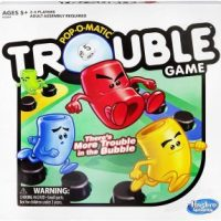 Hasbro Games $4.99 - Sorry, Trouble, Clue, Yahtzee
