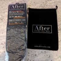 Aftersocks $25 Shipped - Socks with a Sole for after wearing High heels!