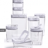 Macy's One Day Sale - Food Storage Containers $24.99 (Regular $124), Bedding Deals and more!
