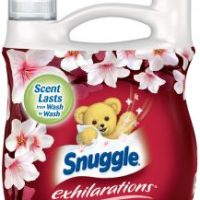 Snuggle Exhilarations 96 Fl Oz Liquid Fabric Softener $5.94 (Regular $12.99)
