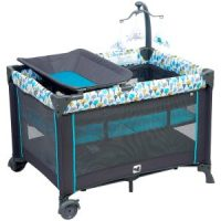 Highly Rated - Portable Baby Play yard with Changing Station $69.00