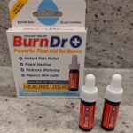BurnDr – First Aid Kit Must Have + 50 Percent Off Promo Code