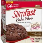 SlimFast Bakeshop Meal Replacement Cookie 4 Count $2.52 (Regular $9.99)