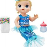 Baby Alive Doll Shimmer 'n Splash Mermaid$10.00 (Regular $19.99)
