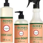 Mrs. Meyer's Clean Day Kitchen Basics 3 Piece Set $11.83