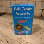 Kids Create Absurdity Game Giveaway + 25% off Coupon