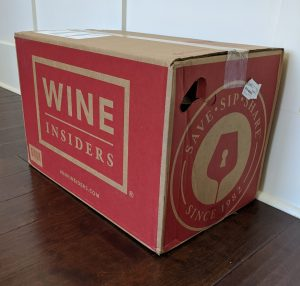 Wine Insider Unboxing