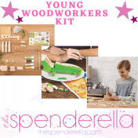 Annie's Young Woodworkers Kit Club $10.94 Shipped - 75% Off