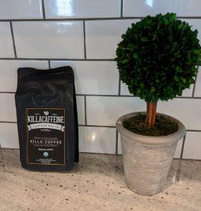 Killa caffeine coffee