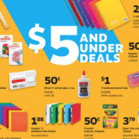 School Supplies Cheap from $0.25 + FREE Shipping