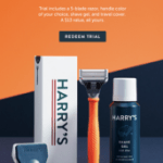 Harry's Shave Kit FREE Trial Deal