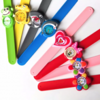 Slap Bracelet Watch $8.99 Shipped (Regular $15.99)