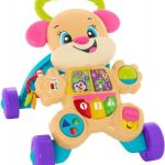 Fisher-Price Laugh & Learn Smart Stages Learn with Sis Walker $12.00 (Regular $24.99)