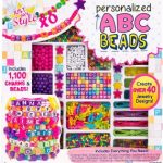 Just My Style ABC Beads DIY Jewelry Craft Set $6.98 (Regular $12.99)