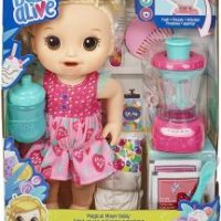 Baby Alive Baby Doll with Magical Blender Accessories $14.97 (Regular $24.99)