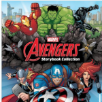 Avengers and Disney Princesses Bedtime Storybook Collections Books $5.00 (Regular $16.99)