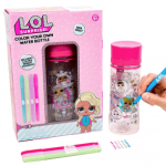L.O.L. Surprise! Color Your Own Water Bottle $6.69 (Regular $9.99)