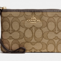 Coach Black Friday Deals - Wristlet for $20, Tote $99 - 70% Off!!