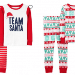 Carter's – Family PJs from $6 (75% off Retail) + rare FREE Shipping