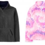 Kids & Toddlers Fleece Pullovers $4.99 (Regular $16.95) + FREE Shipping