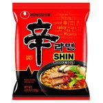 Pack of 20 Nongshim Shin Ramyun Spicy Noodle Soup $16.67 or $0.83 each – Made in USA