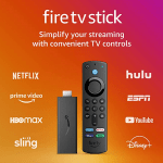 Fire TV Stick (3rd Gen) with Alexa Voice Remote $22.99 (Regular $39.99) – Prime Day Deal!
