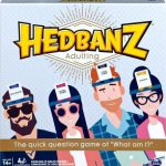 Hedbanz Adulting, Hilarious Party Game of Guessing and Charades $5.74 (Regular $19.99)