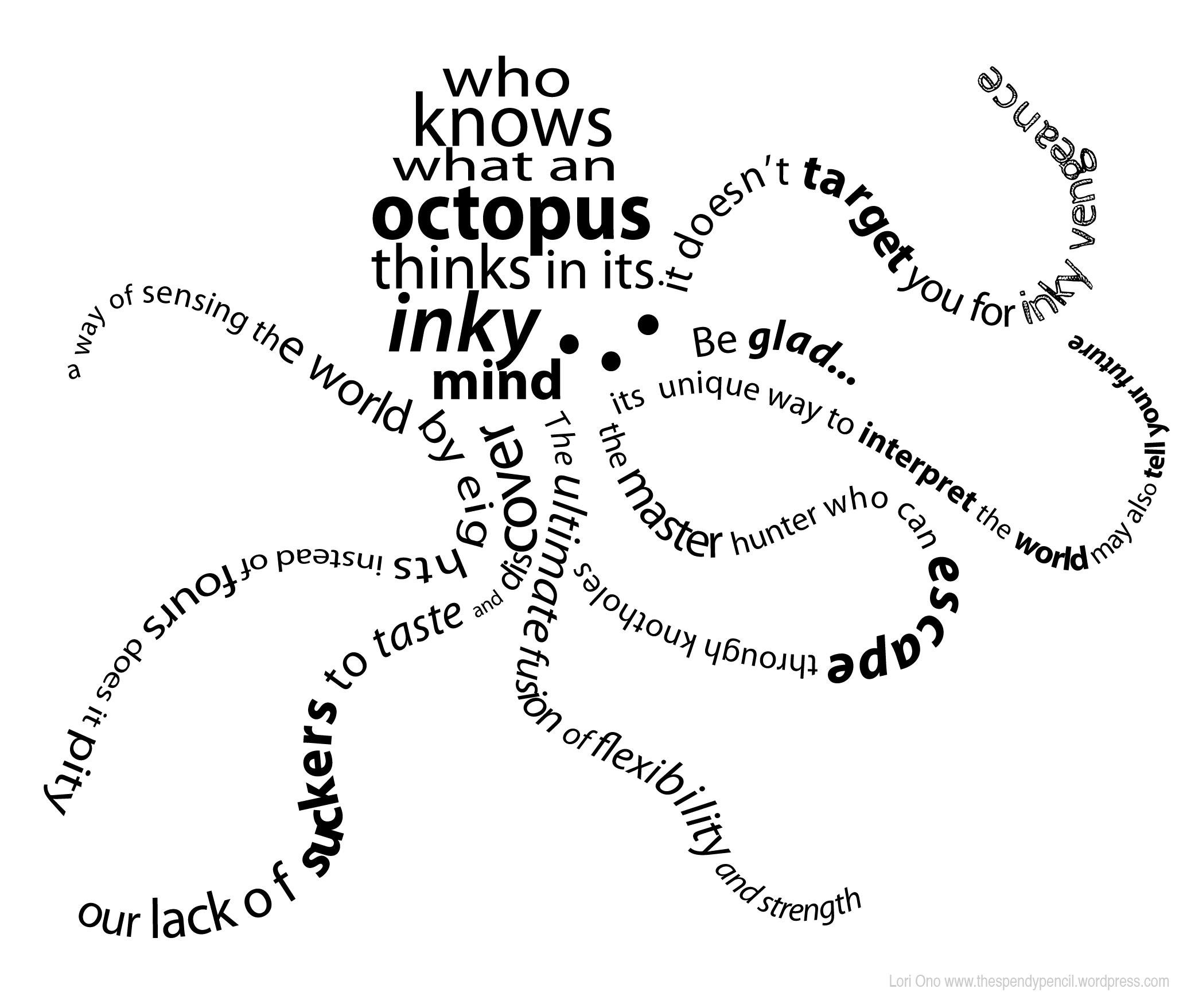 The Concrete Octopus Mind