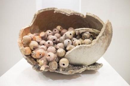 ken Aoki-Criticality-cermics-Sokyo Gallery
