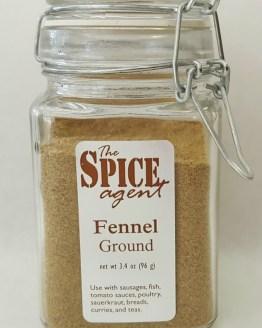 Fennel, Ground