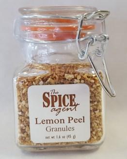 Lemon Peel Granules