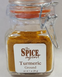 Turmeric, Ground