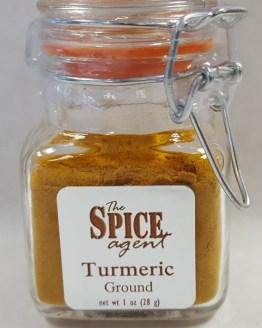 Turmeric, Ground