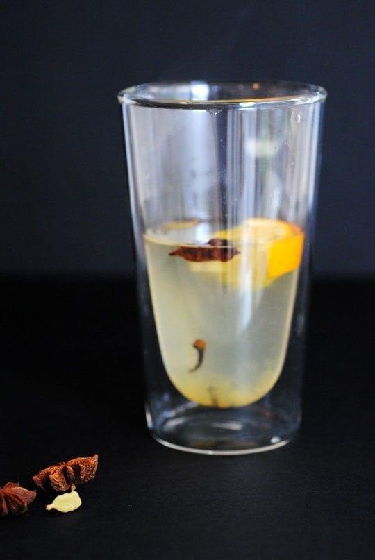 Gin Hot Toddy