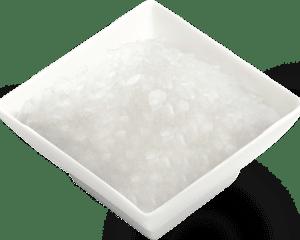 sea salt flakes with soft texture