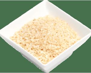 granulated horseradish root