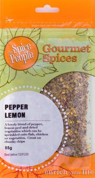 pepper lemon