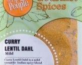 curry lentil dahl