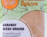 caraway seeds ground