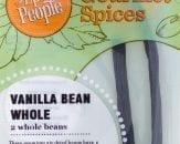 vanilla bean whole