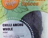 chilli ancho whole