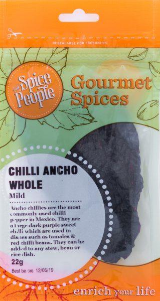 chilli ancho whole