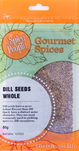 dill seeds whole