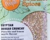 egyptian dukkah crunchy