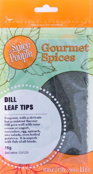 dill leaf tips