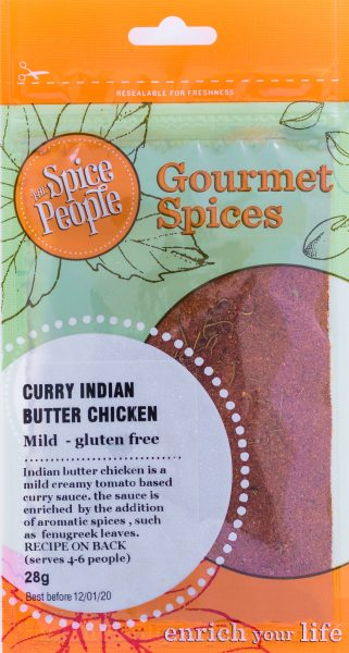 curry indian butter chicken